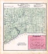 Montpelier Township, Fairport, Muscatine County 1874